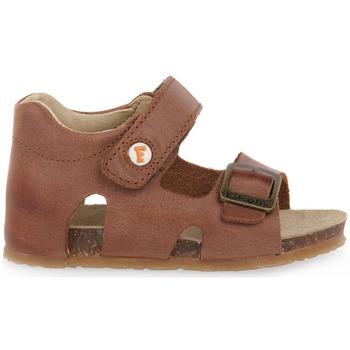 Pantofi Băieți Sandale  Naturino FALCOTTO 0D07 BEA CUOIO Marrone