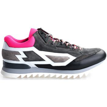 Pantofi Bărbați Pantofi sport Casual Les Hommes  Gri