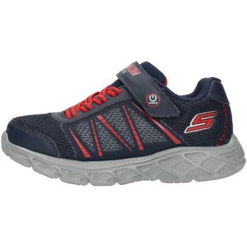Pantofi Băieți Pantofi sport Casual Skechers 401530L Blue