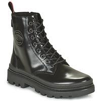 Pantofi Ghete Palladium PALLATROOPER Negru