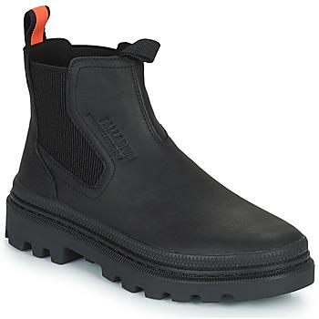 Pantofi Ghete Palladium PALLATROOPER WATERPROOF Negru