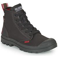 Pantofi Ghete Palladium PAMPA METRO Negru
