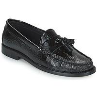 Pantofi Femei Mocasini San Marina LIA/VS Negru