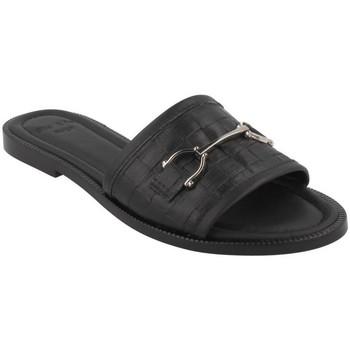 Pantofi Femei Papuci de vară She - He  Negro