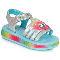 Pantofi Fete Sandale  Skechers SUNSHINES/FAIRY HEARTS Multicolor