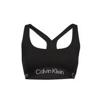 Lenjerie intimă Femei Bustiere sport Calvin Klein Jeans UNLINED BRALETTE Negru