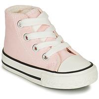 Pantofi Fete Pantofi sport stil gheata Citrouille et Compagnie NEW 19 Roz