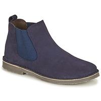 Pantofi Copii Ghete Citrouille et Compagnie HOVETTE Albastru