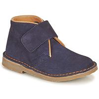 Pantofi Băieți Ghete Citrouille et Compagnie NANUP Albastru