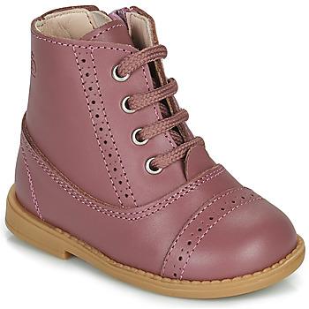 Pantofi Fete Ghete Citrouille et Compagnie PUMBAE Roz