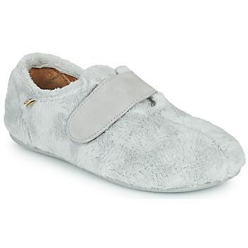 Pantofi Copii Papuci de casă Citrouille et Compagnie LAFINOU Gri