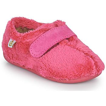 Pantofi Fete Papuci de casă Citrouille et Compagnie LAFINOU Fushia