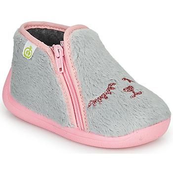 Pantofi Fete Papuci de casă Citrouille et Compagnie PRADS Gri