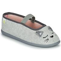 Pantofi Fete Papuci de casă Citrouille et Compagnie PASTALDENTE Gri / Roz