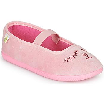Pantofi Fete Papuci de casă Citrouille et Compagnie PIDDI Roz