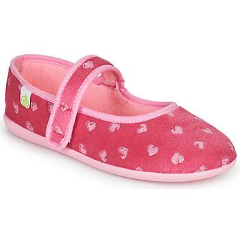 Pantofi Fete Papuci de casă Citrouille et Compagnie PIWOINE Fushia
