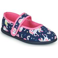 Pantofi Fete Papuci de casă Citrouille et Compagnie PIVONA Albastru