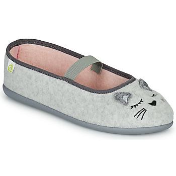 Pantofi Fete Papuci de casă Citrouille et Compagnie PASTALDENTE Gri