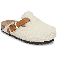 Pantofi Copii Papuci de casă Citrouille et Compagnie PIWONA Bej