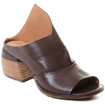 Pantofi Femei Botine Rebecca White T0403 |Rebecca White| D??msk?? mokas??ny z telec?? k??e v k??vov?? bar