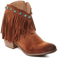Pantofi Femei Botine Rebecca White T0601A |Rebecca White| D??msk?? ko?en?? kotn??kov?? boty s podpatkem v