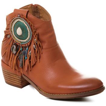 Pantofi Femei Botine Rebecca White T0605 |Rebecca White| D??msk?? ko?en?? kotn??kov?? boty s podpatkem v