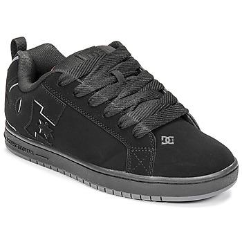 Pantofi Bărbați Pantofi de skate DC Shoes COURT GRAFFIK Negru / Roșu