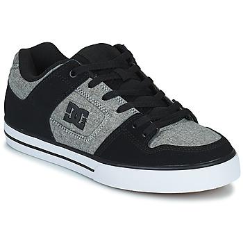 Pantofi Bărbați Pantofi de skate DC Shoes PURE Gri / Negru