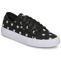 Pantofi Femei Pantofi sport Casual DC Shoes MANUAL TXSE Negru / Alb