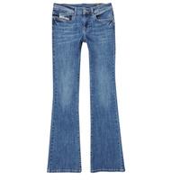Îmbracaminte Fete Jeans bootcut Diesel LOWLEEH Albastru