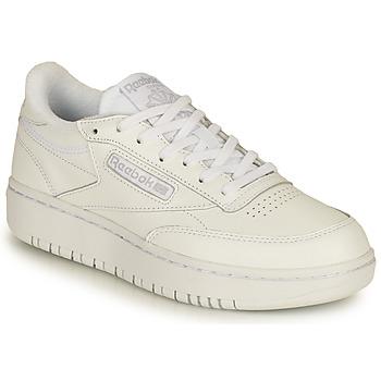 Pantofi Femei Pantofi sport Casual Reebok Classic CLUB C DOUBLE Alb
