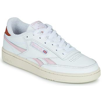 Pantofi Femei Pantofi sport Casual Reebok Classic CLUB C REVENGE Alb / Roz