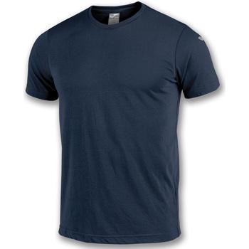 Îmbracaminte Băieți Tricouri mânecă scurtă Joma T-shirt  NIMES bleu marine