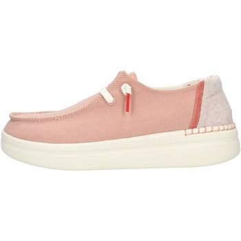 Pantofi Femei Pantofi barcă Hey Dude 121945031 Rose