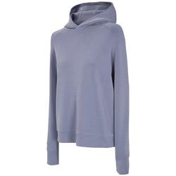 Îmbracaminte Femei Bluze îmbrăcăminte sport  4F Women's Hoodie Bleu