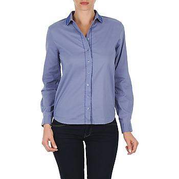 Îmbracaminte Femei Cămăși și Bluze Antik Batik ARNOLD Albastru