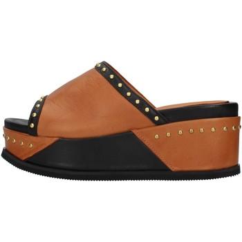 Pantofi Femei Papuci de vară Café Noir C1HH1360 BROWN