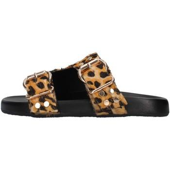 Pantofi Femei Papuci de vară Café Noir C1FF1410 BROWN