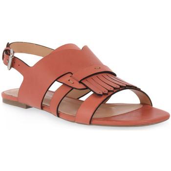 Pantofi Femei Sandale  Miss Unique UNIQUE   PEACH CALF Rosa
