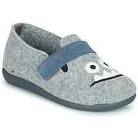 Pantofi Băieți Papuci de casă Citrouille et Compagnie POIVA Gri