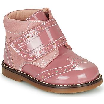 Pantofi Fete Ghete Citrouille et Compagnie PROYAL Roz / Lac
