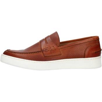 Pantofi Bărbați Mocasini Made In Italia 100 Leather