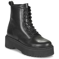 Pantofi Femei Ghete Betty London PICARLA Negru