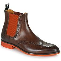 Pantofi Bărbați Ghete Melvin & Hamilton BOBBY 8 Maro