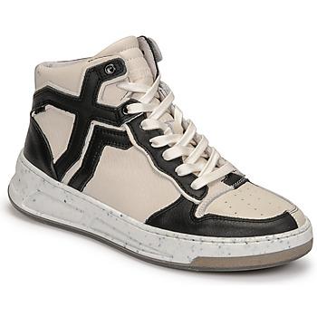 Pantofi Femei Pantofi sport stil gheata Bronx OLD COSMO Alb / Negru
