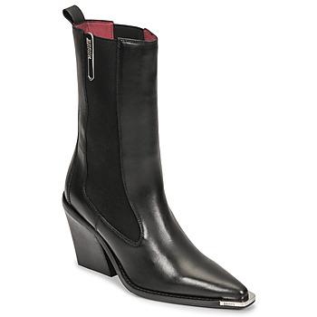 Pantofi Femei Cizme casual Bronx NEW KOLE Negru
