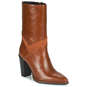 Pantofi Femei Cizme casual Bronx NEXT AMERICANA Maro