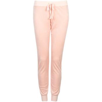 Îmbracaminte Femei Pantaloni de trening Juicy Couture  roz