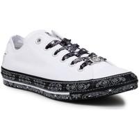 Pantofi Femei Pantofi sport Casual Converse Chuck Taylor All Star OX 162235C white, black