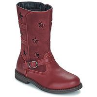Pantofi Fete Cizme casual Citrouille et Compagnie HANDRE Bordo